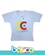 Baby Look Colégio Brasil Canadá