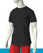 Camiseta Básica Mercado L