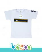 Camiseta Manga Curta Colégio Arcádia