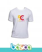 Camiseta Manga Curta - Colégio Brasil Canadá