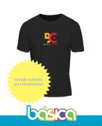 Camiseta Manga Curta Funcionários - Colégio Brasil Canadá