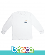 Camiseta Manga Longa - Colégio Tutor School