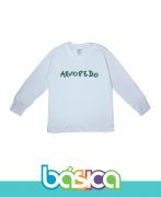 Camiseta Manga Longa - Arvoredo