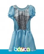 Fantasia Azul de Princesa