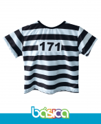 Fantasia Prisioneiro Infantil
