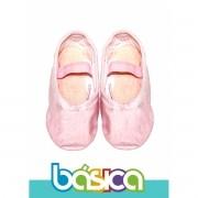 Sapatilha Para Ballet Rosa Sintético