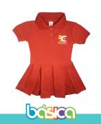 Vestido Colégio Brasil Canadá