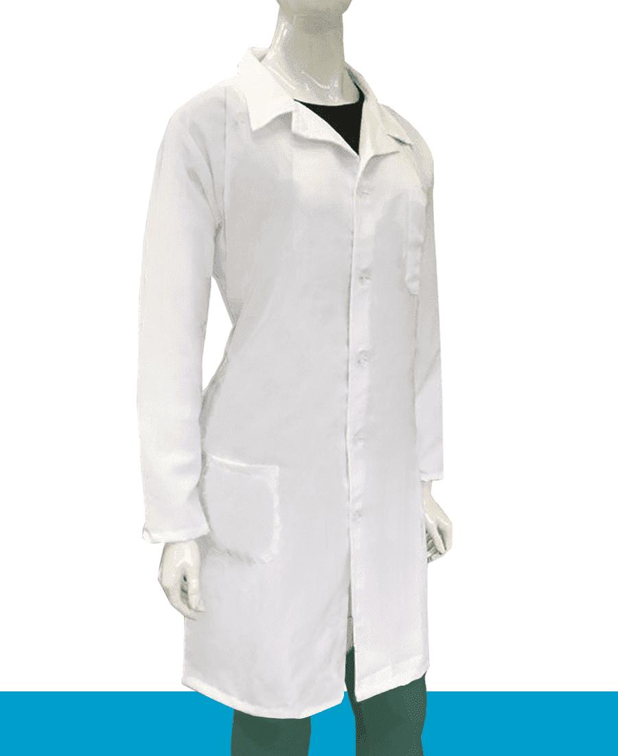 Avental de Laboratório  - BÁSICA UNIFORMES