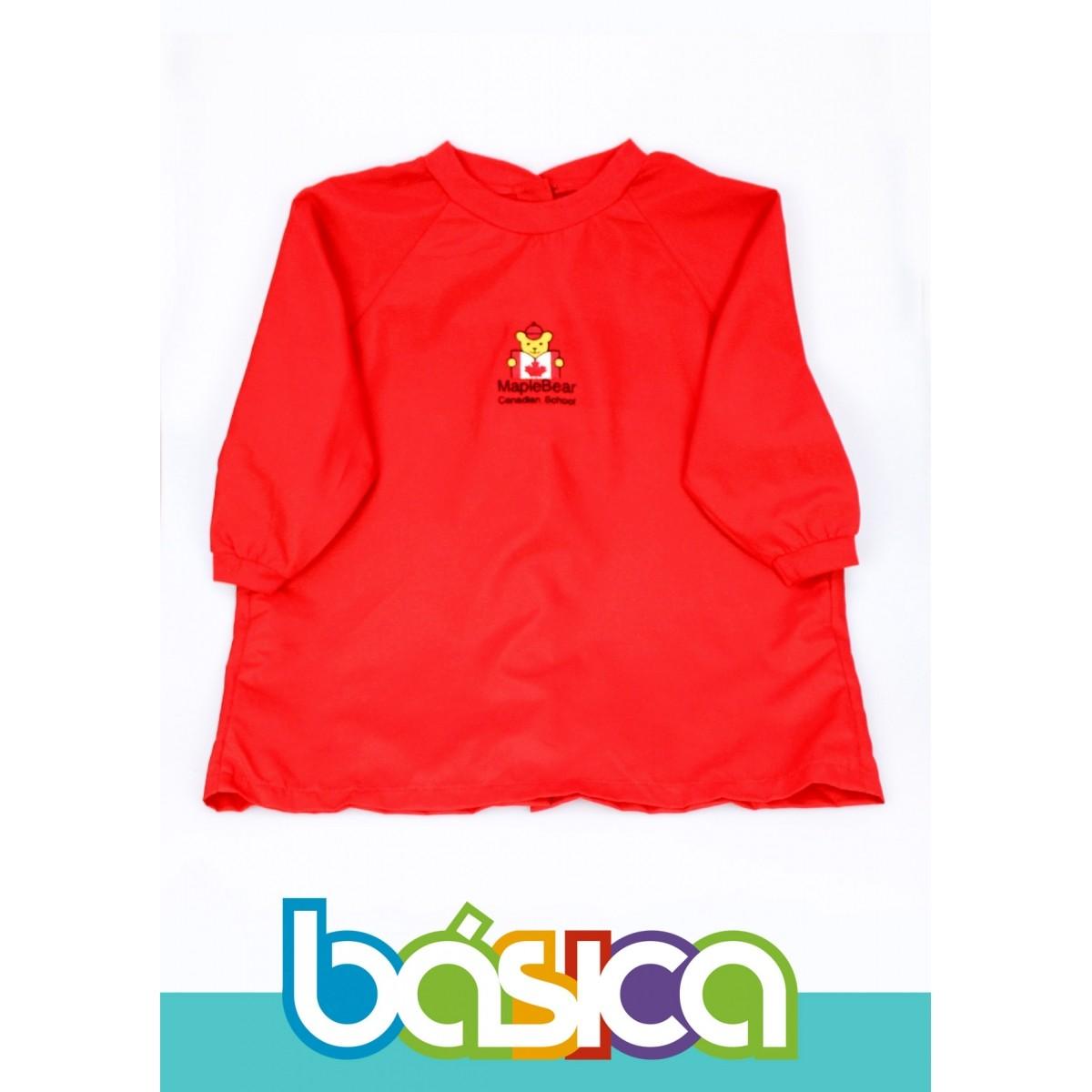 Avental Uniforme Maple Bear Infantil  - BÁSICA UNIFORMES