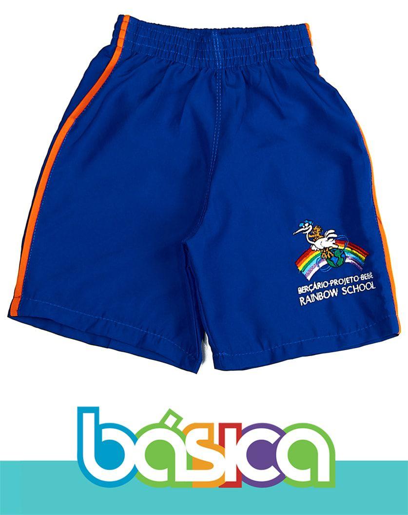 Bermuda de Seletel Rainbow School  - BÁSICA UNIFORMES