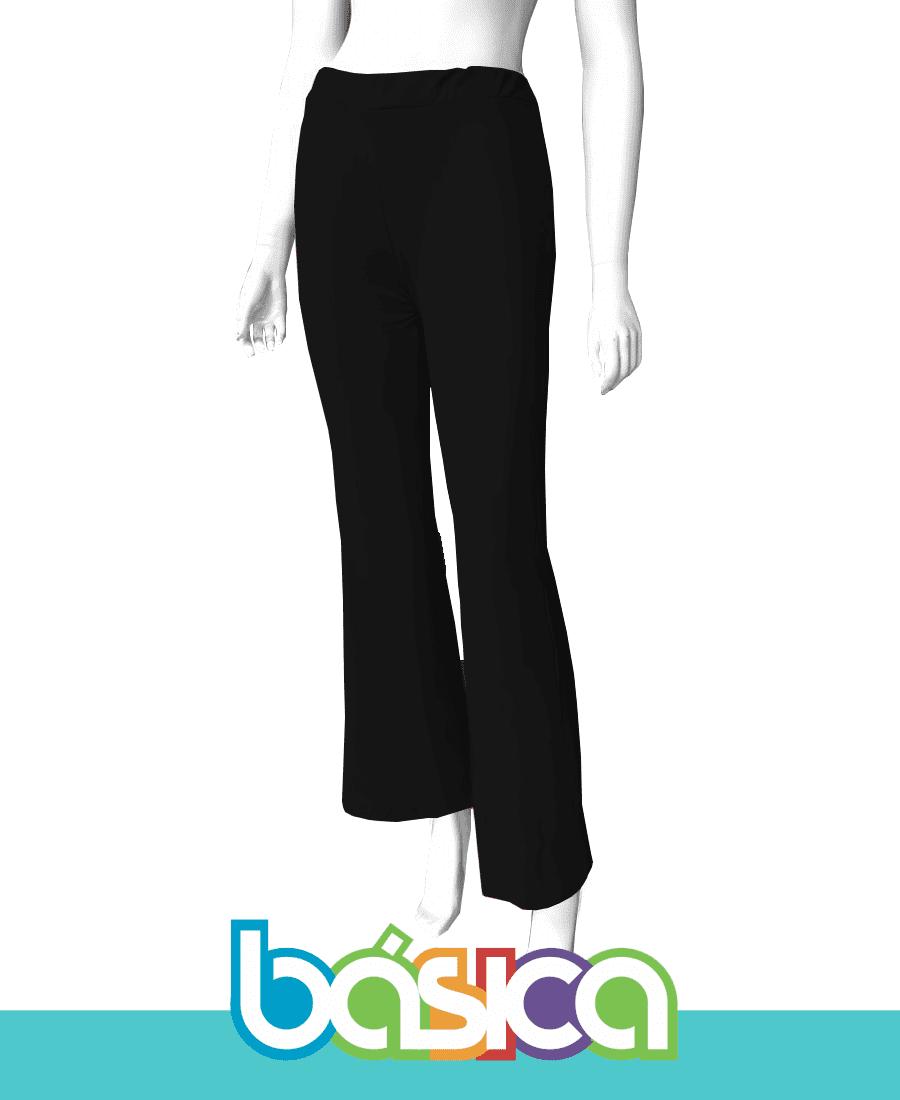 Calça Bailarina Básica  - BÁSICA UNIFORMES