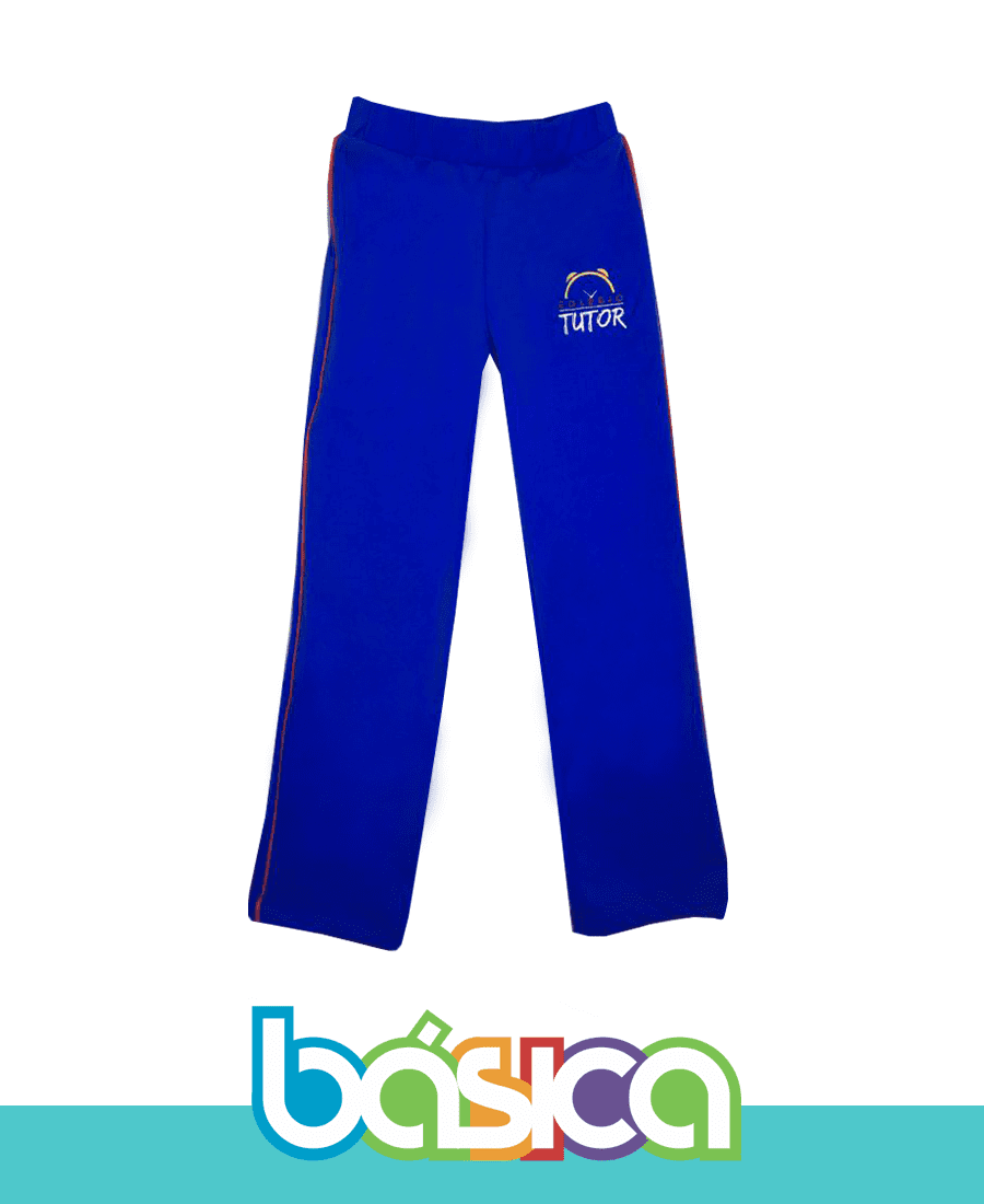 Calça Bailarina - Colégio Tutor School  - BÁSICA UNIFORMES
