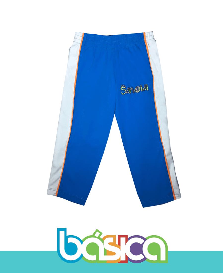Calça de Helanca - Colégio Savoia  - BÁSICA UNIFORMES