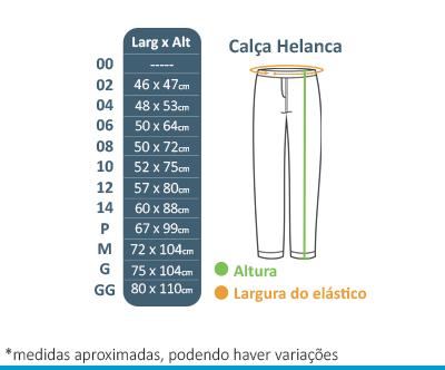 Calça de Helanca - Colégio Tutor School  - BÁSICA UNIFORMES