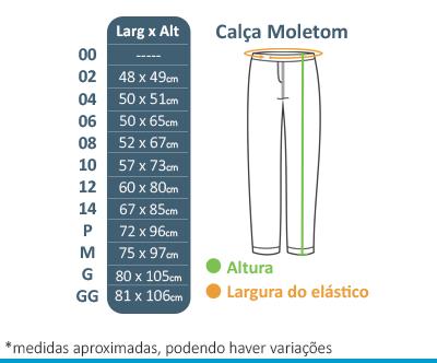 Calça de Moletom - Colégio Tutor School  - BÁSICA UNIFORMES