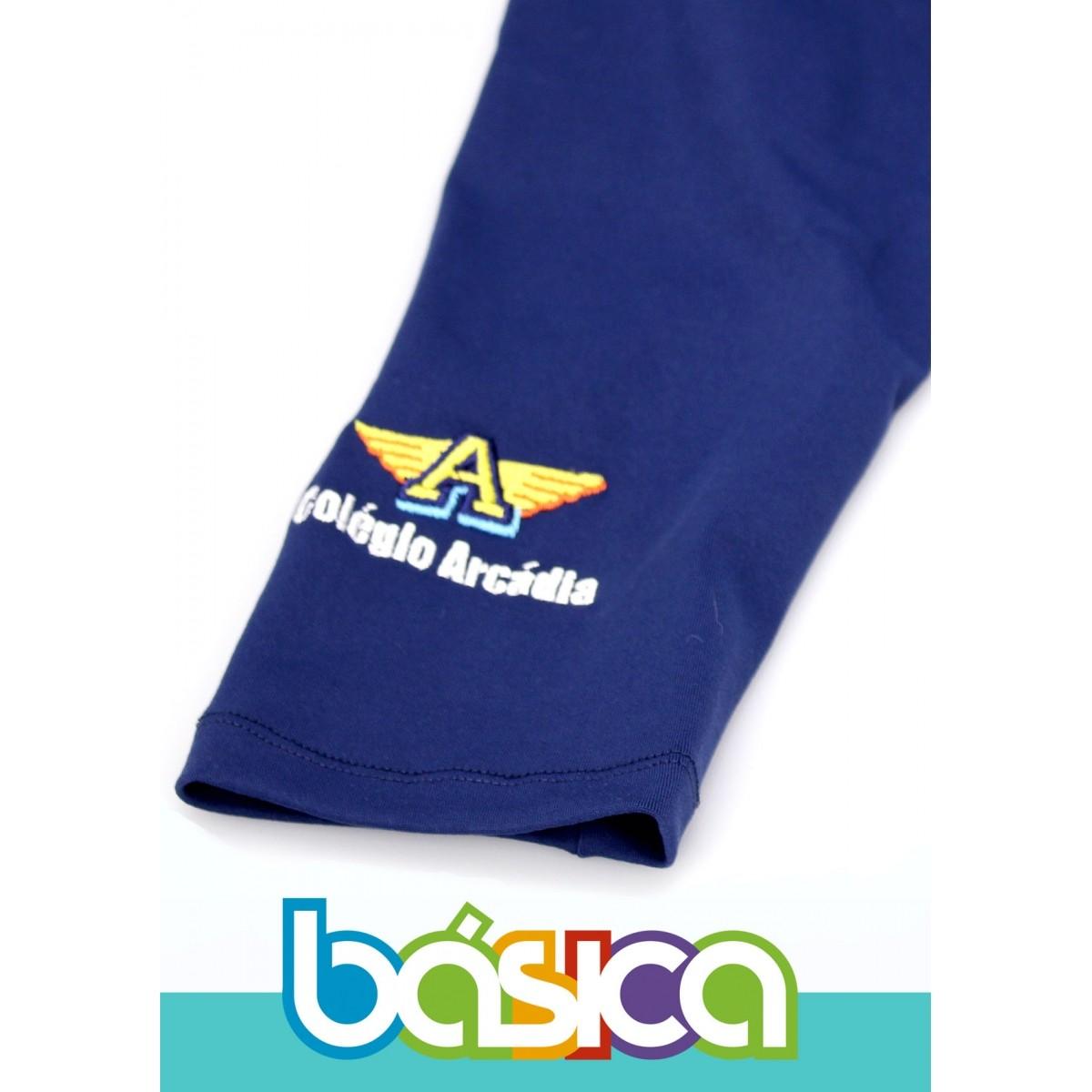 Calça Legging Colégio Arcádia  - BÁSICA UNIFORMES