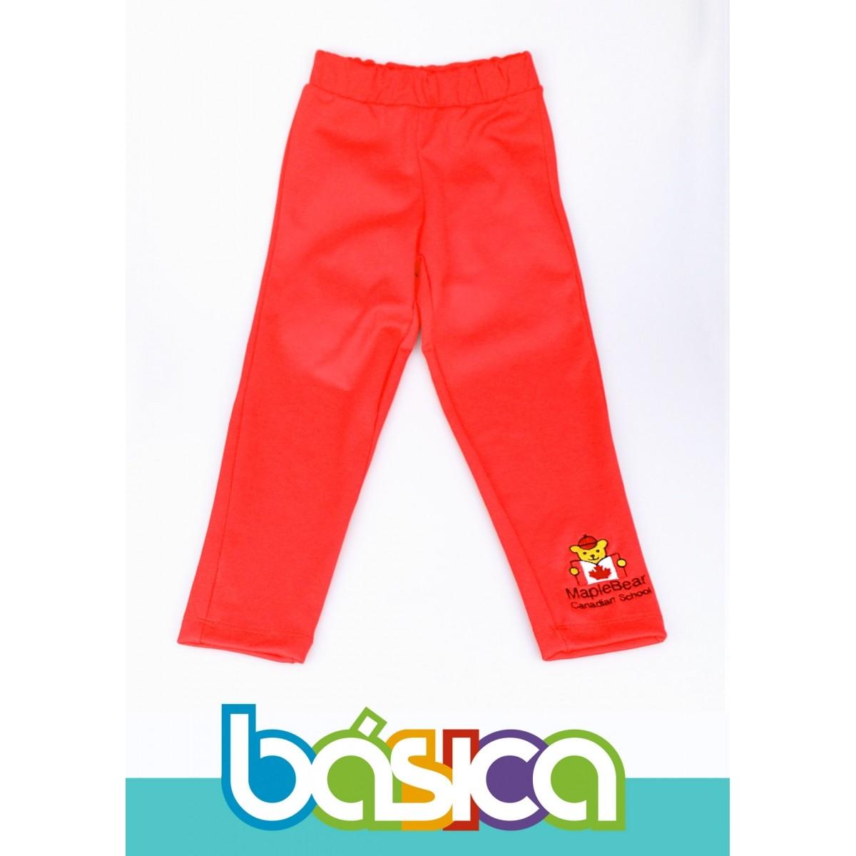 Calça Legging Maple Bear Infantil  - BÁSICA UNIFORMES