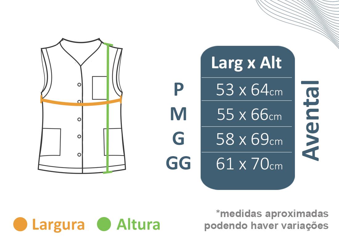 Camisa de Copeira com Laise  - BÁSICA UNIFORMES