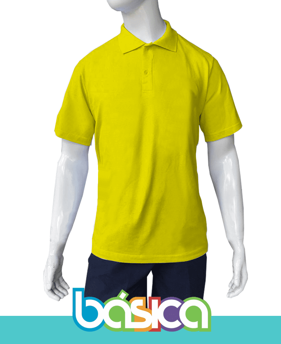 Camisa Polo Básica  - BÁSICA UNIFORMES