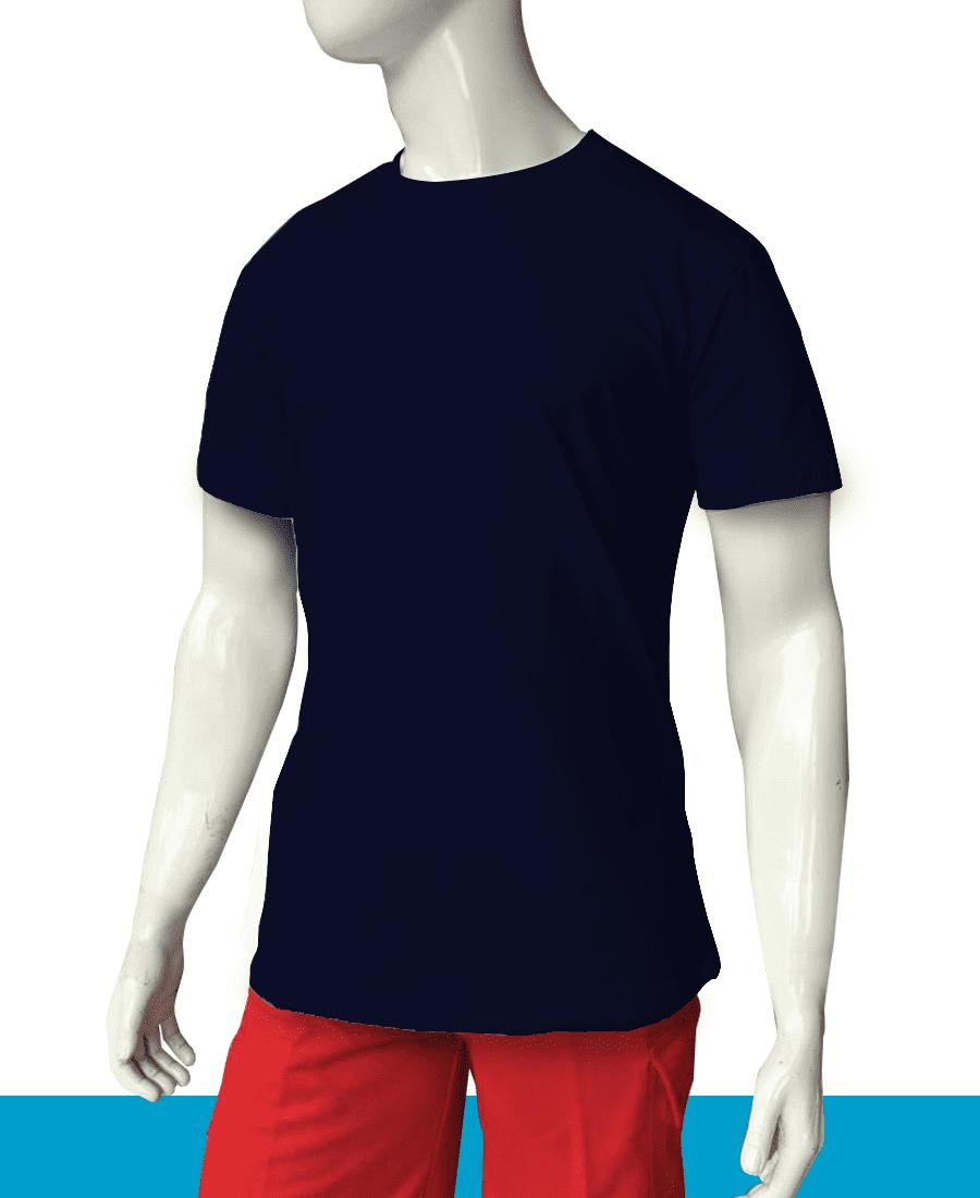 Camiseta Básica Mercado L  - BÁSICA UNIFORMES
