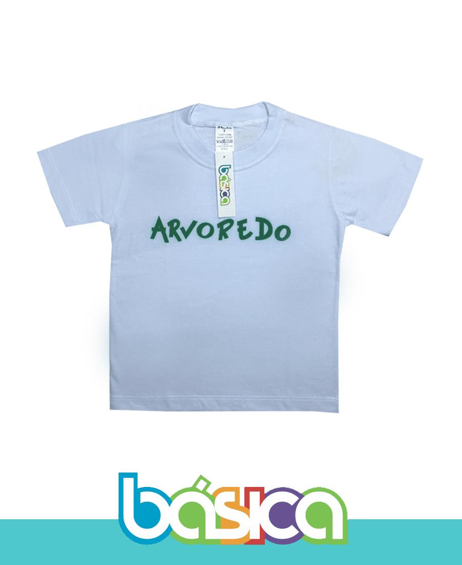 Camiseta Manga Curta - Arvoredo  - BÁSICA UNIFORMES