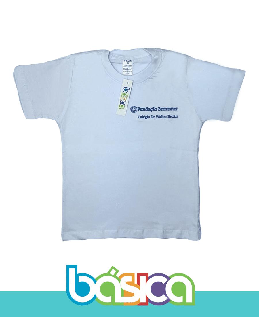 Camiseta Manga Curta ETWB  - BÁSICA UNIFORMES