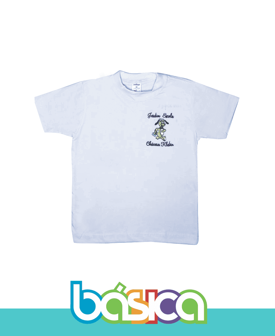 Camiseta Manga Curta - JECK  - BÁSICA UNIFORMES