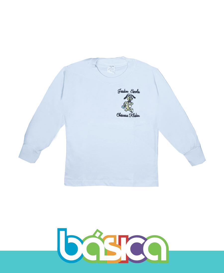Camiseta Manga Longa - JECK  - BÁSICA UNIFORMES