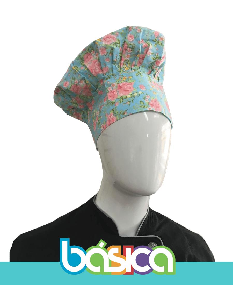 Chapéu de Cozinha  - BÁSICA UNIFORMES