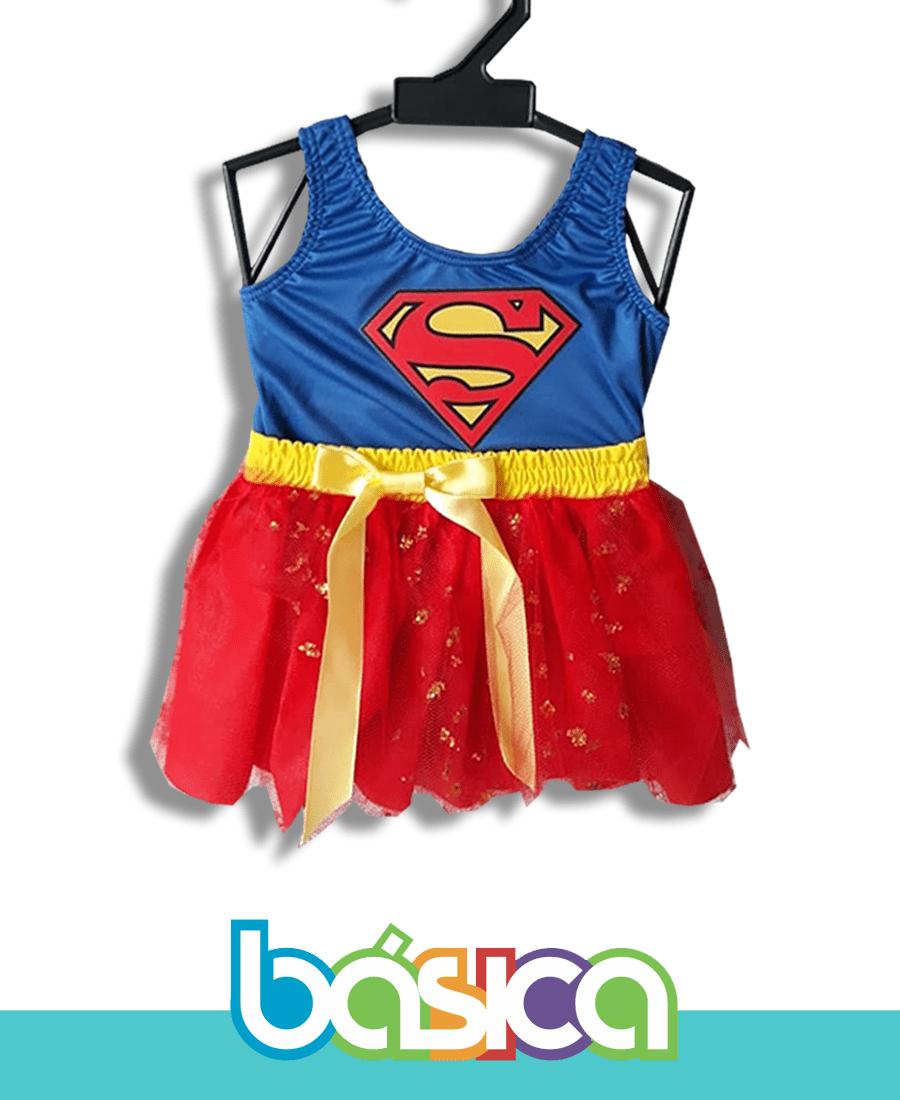 Fantasia Super Girl  - BÁSICA UNIFORMES