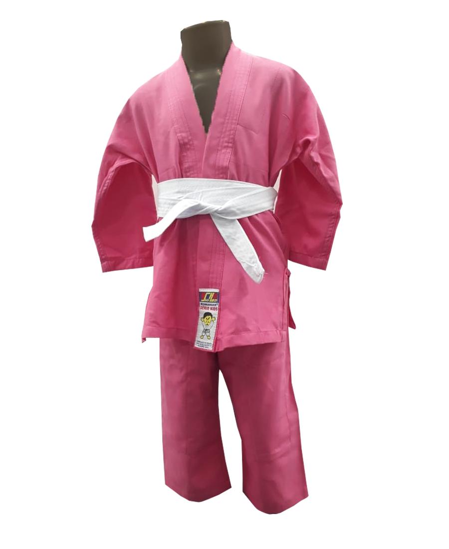 Kimono - ROSA  - BÁSICA UNIFORMES