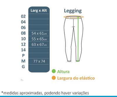 Legging - Colégio Diáspora  - BÁSICA UNIFORMES