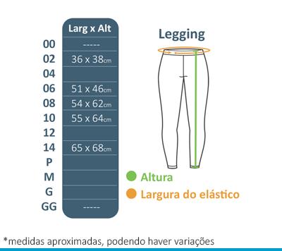 Legging Suplex Henri Wallon  - BÁSICA UNIFORMES