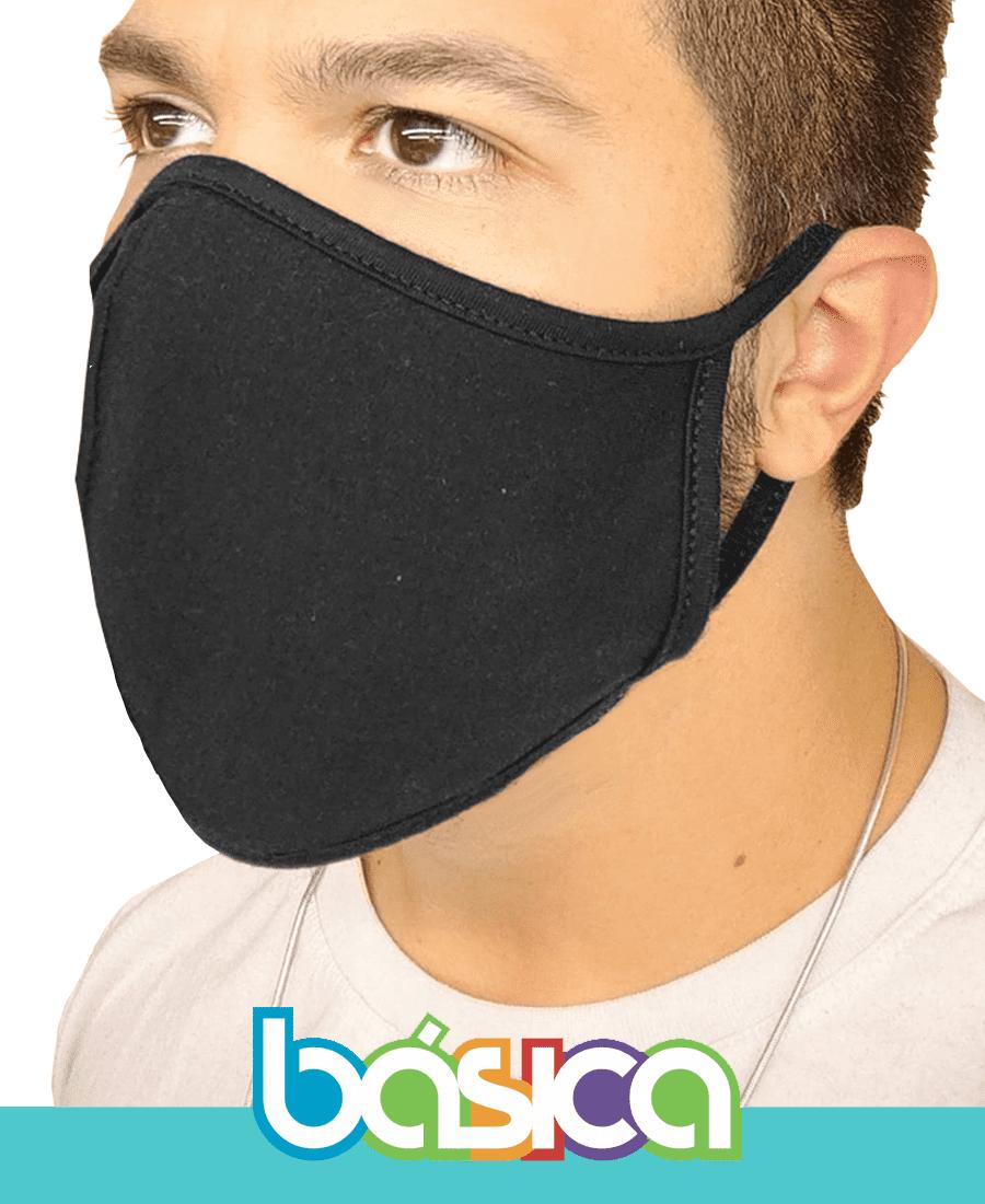 Máscara de Malha  - BÁSICA UNIFORMES