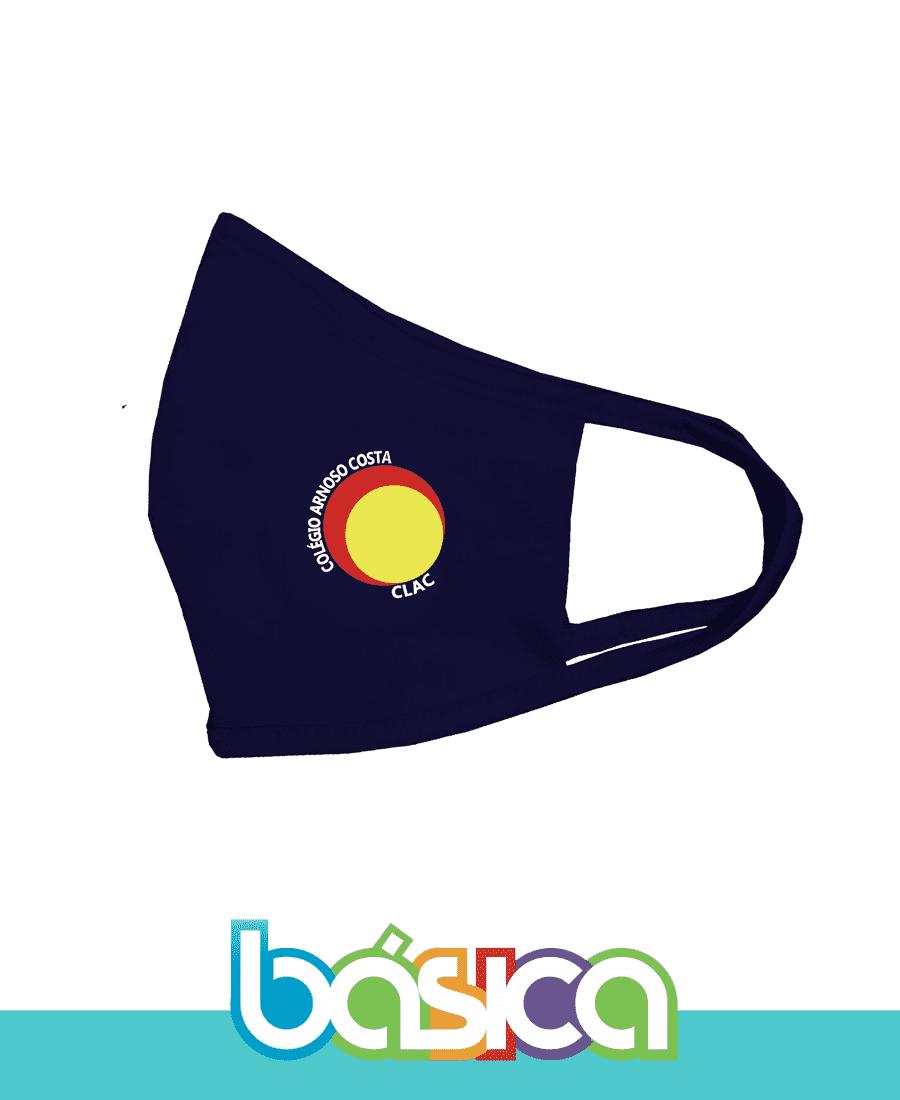 Máscara de Malha Arnoso Costa  - BÁSICA UNIFORMES