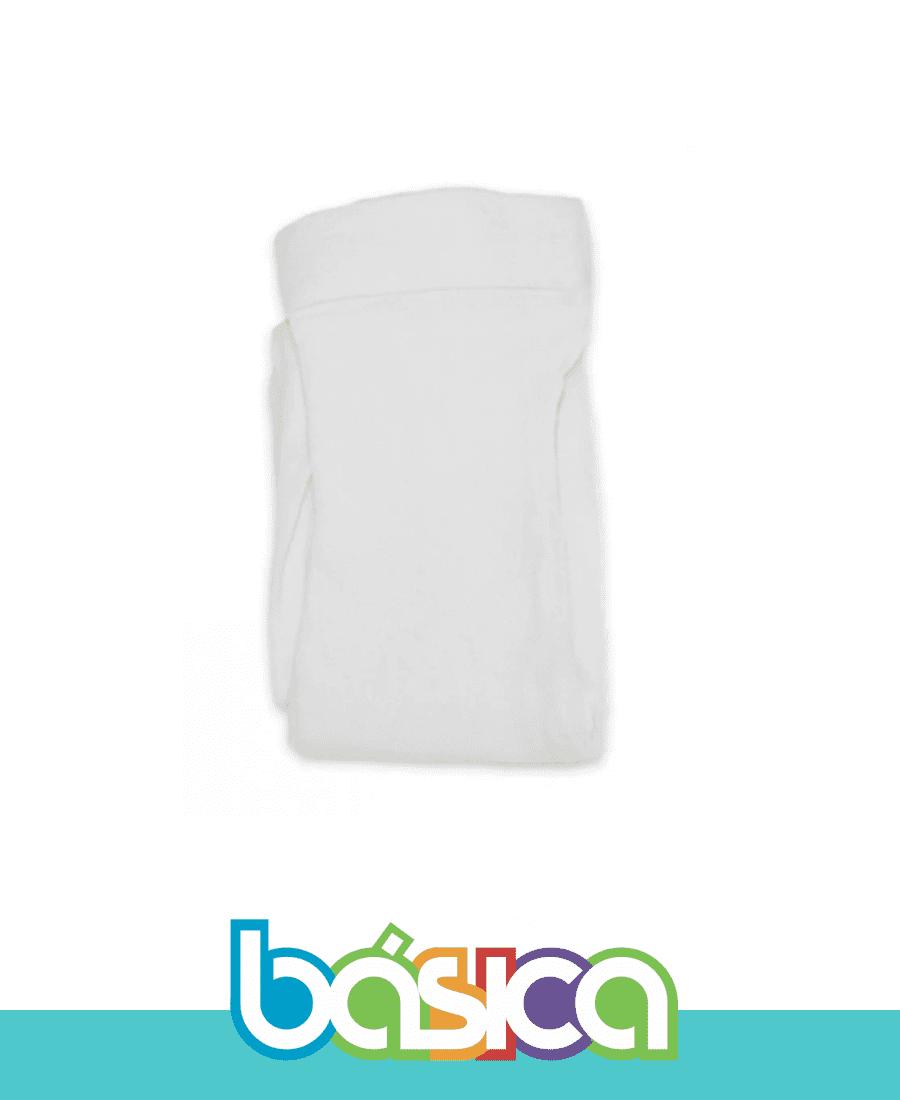 Meia Calça Para Ballet Infantil Branca  - BÁSICA UNIFORMES