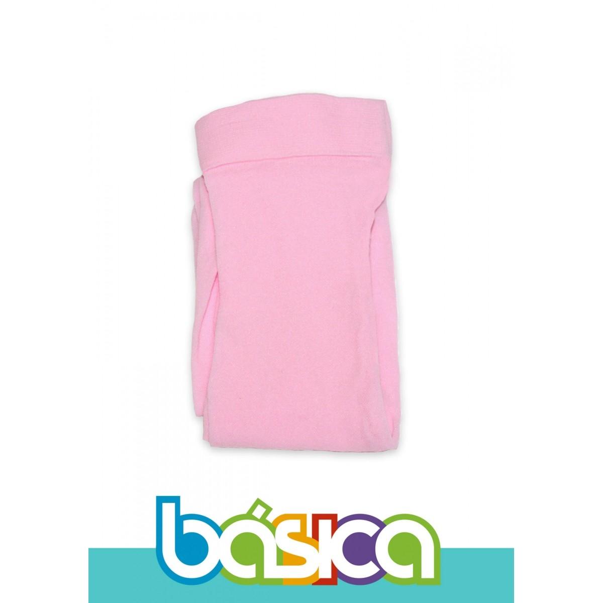 Meia Calça Para Ballet Infantil Rosa  - BÁSICA UNIFORMES