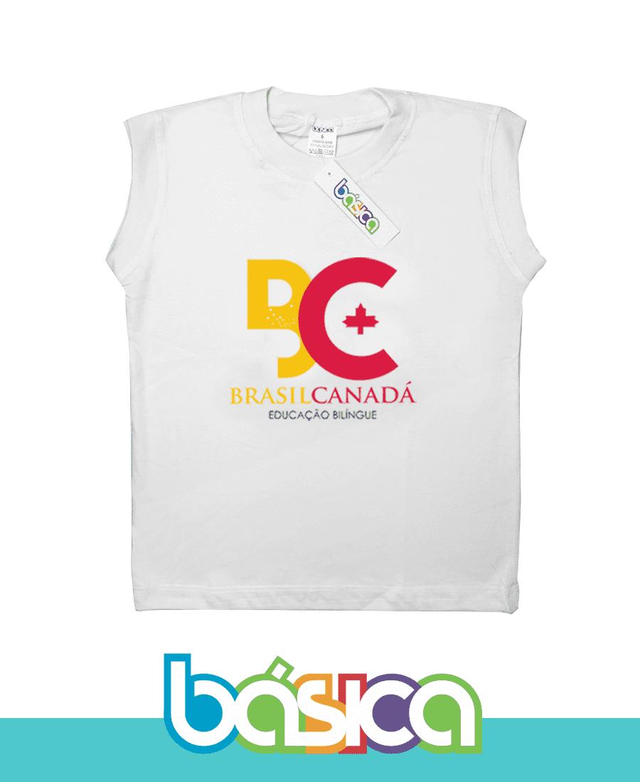 Regata Machão Colégio Brasil Canadá  - BÁSICA UNIFORMES