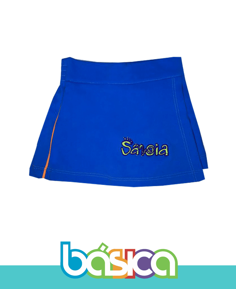 Shorts Saia - Colégio Savoia  - BÁSICA UNIFORMES