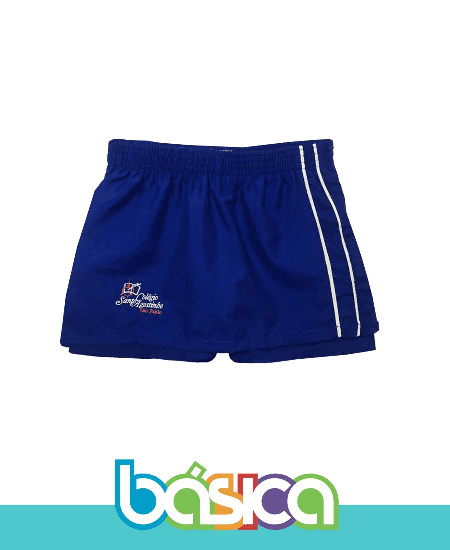 Shorts Saia Helanca  - BÁSICA UNIFORMES