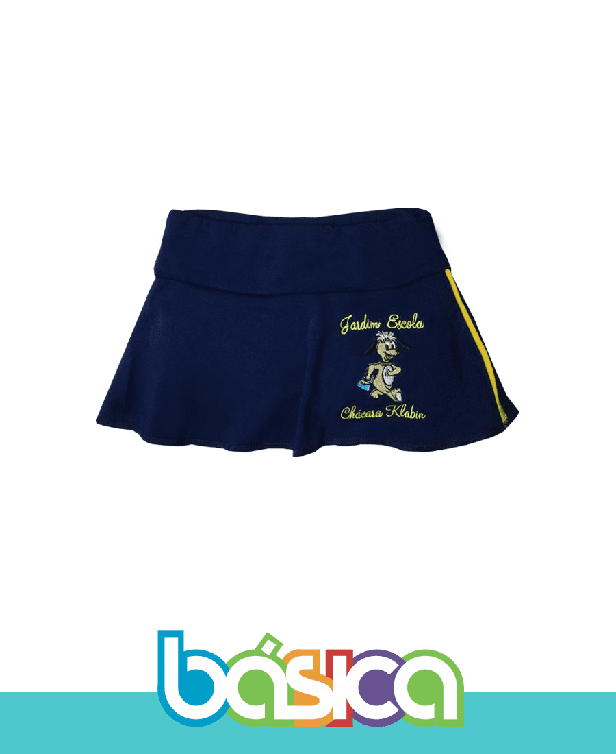 Shorts Saia - JECK  - BÁSICA UNIFORMES