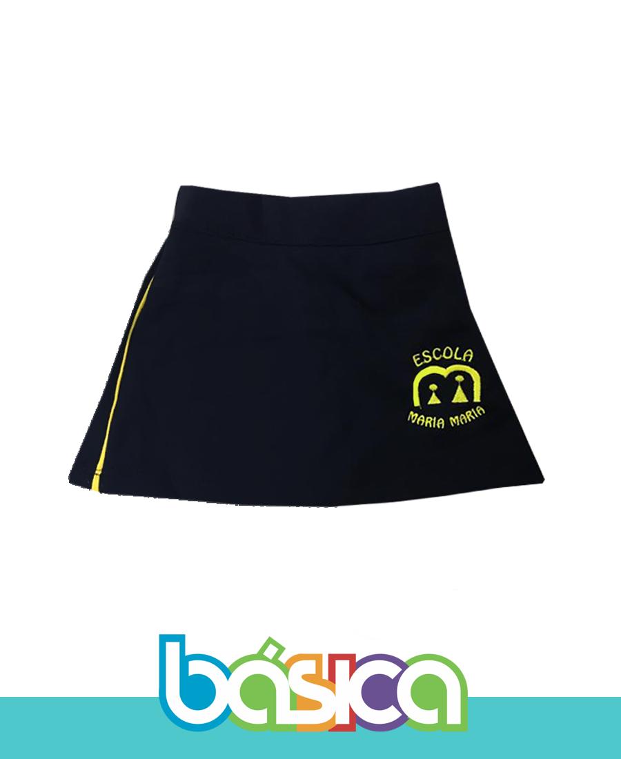Shorts Saia - Maria Maria  - BÁSICA UNIFORMES