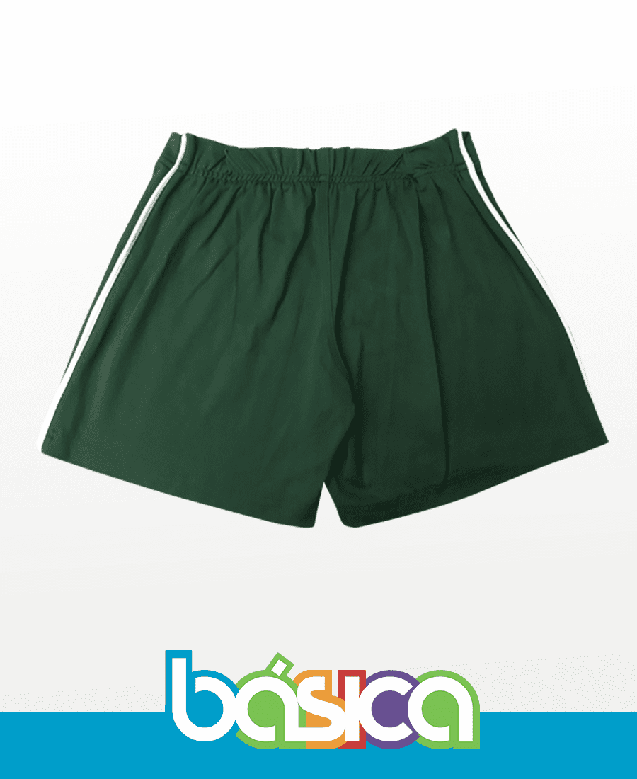 Shorts Saia  - Trevo do Saber  - BÁSICA UNIFORMES