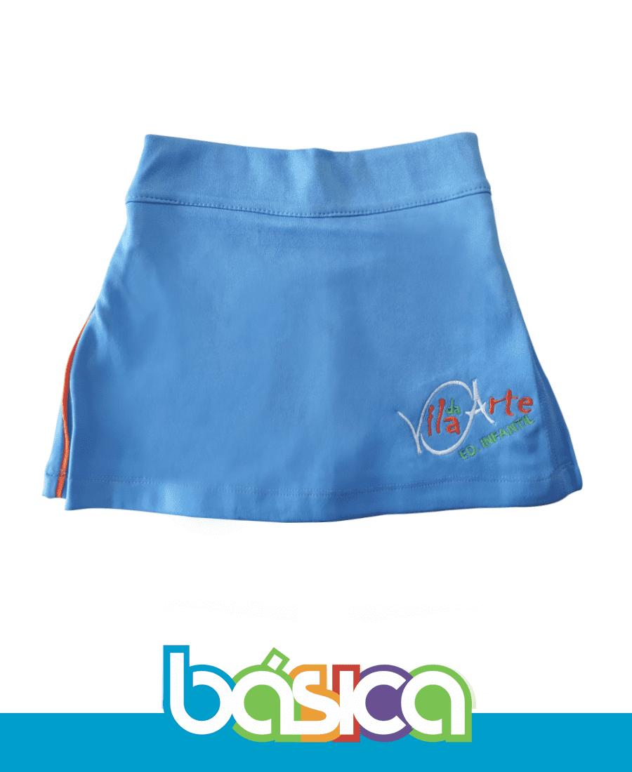 Shorts Saia Vila da Arte  - BÁSICA UNIFORMES