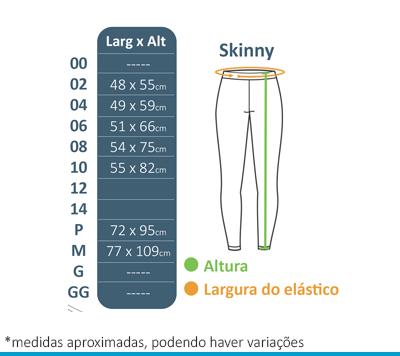 Skinny Suplex Henri Wallon  - BÁSICA UNIFORMES