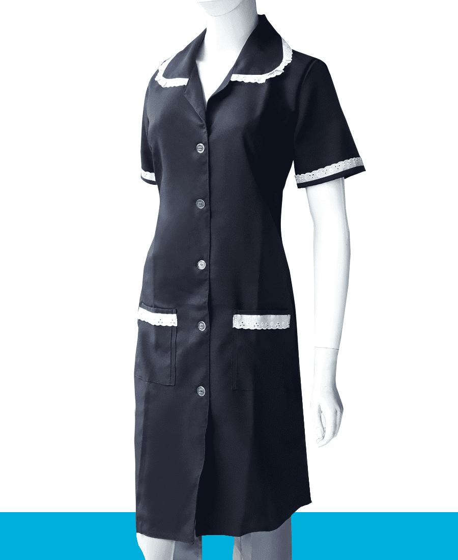 Vestido de Doméstica  - BÁSICA UNIFORMES