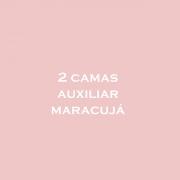 2 CAMAS AUXILIAR MARACUJÁ