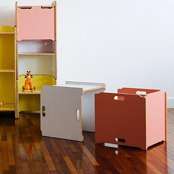Lótus - Cadeira Cubo Infantil