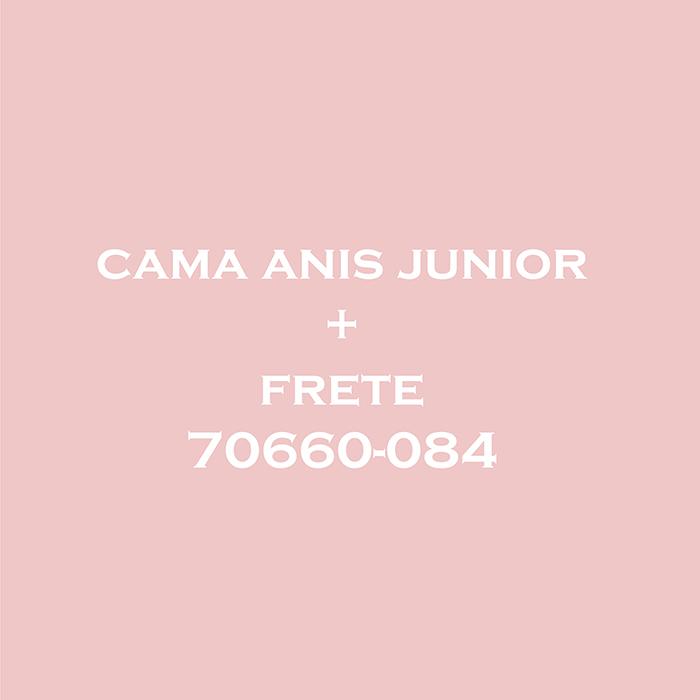 CAMA ANIS JUNIOR E FRETE 70660-084