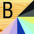 B. Gaveta COLORIDO ESPECIAL + Lateral/Extremidade PINUS